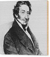 Johann Von Malfatti Wood Print