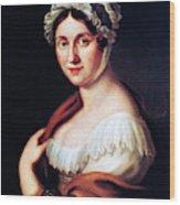 Johanna Wagner (1774-1848) Wood Print