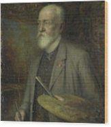 Johannes Gijsbert Vogel 1828-1915 Wood Print