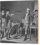 John Andre (1751-1780) Wood Print