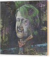 'john Bell' Wood Print