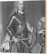 John Churchill, First Duke Wood Print