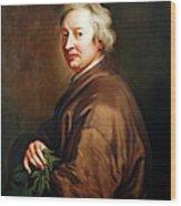 John Dryden Wood Print