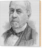 John Guy Vassar (1811-1888) Wood Print