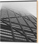 John Hancock Center - 05.14.11_031 Wood Print