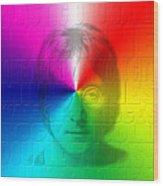 John Lennon 1 Wood Print