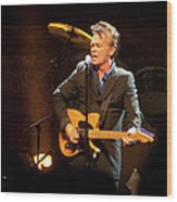 John Mellencamp 464 Wood Print