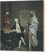 John Mowbray Wood Print