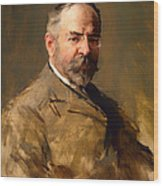 John Philip Sousa Wood Print