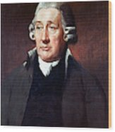 John Wilkinson (1728-1808) Wood Print