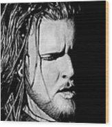 Jonathan Jefferson Wood Print