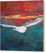 Jonathan Two Wood Print