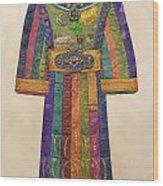 Josef's Coat Wood Print