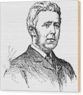 Joseph Bell (1837-1911) Wood Print