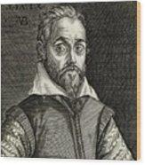 Joseph Duchesne Wood Print