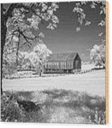 Joseph Poffenberger Farm 8d00232 Wood Print