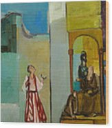 Joseph Sent To His Brothers Wood Print