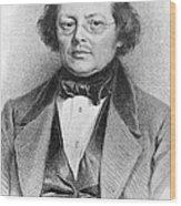 Joseph Skoda (1805-1881) Wood Print