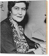 Josephine Roche (1886-1976) Wood Print