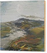 Joy Of Coastal Islands Wood Print