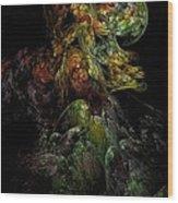 Juggernaut-3 Wood Print