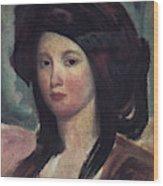 Juliette Drouet (1806-1883) Wood Print