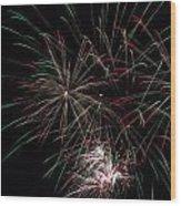 July 4th 2014 138 Wood Print by Chad Rowe