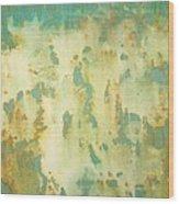 July Wood Print