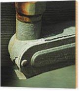 Junction Wood Print
