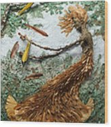 June Breeze Wood Print