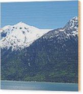 Juneau Port 2 Wood Print