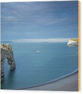 Jurassic Coast - Durdle Door Wood Print