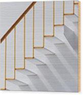 Just Steps Wood Print