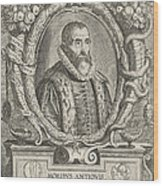 Justus Lipsius, Belgian Scholar Wood Print by Photo Researchers