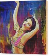 Kaatil Haseena Wood Print