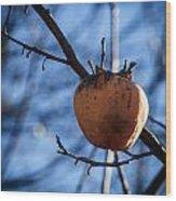 Kaki Wood Print