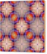 Kaleidoscope Combo 5 Wood Print