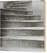 Kamondo Steps Wood Print