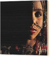Kantichhandra Wood Print