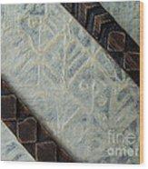 Kapa And Ohe Wood Print