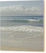 Kapalua - Aia I Laila Ke Aloha - Honokahua - Love Is There - Mau Wood Print