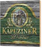 Kapuziner Wood Print
