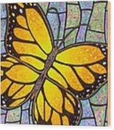 Karens Butterfly Wood Print