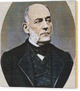 Karl Von Rokitansky Wood Print