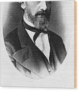 Karl Wunderlich (1815-1877) Wood Print