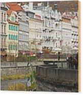Karlsbad Wood Print