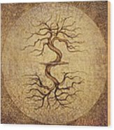 Karmic Wood Print