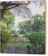 Kasane, Botswana - View Of The Chobe Wood Print