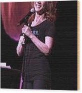 Kathy Griffen Wood Print