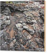 Kauai Seascape II Wood Print by Maxwell Amaro